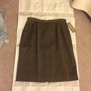 Jones New York Women's wool skirt
